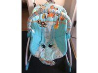 Finding nemo baby rocker chair