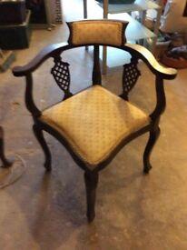 Antique chair,bargain 50% off