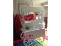 Sweet/Candy Cart wedding/occasions Business opportunity