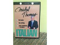 Michel Thomas 8 cd Italian Course