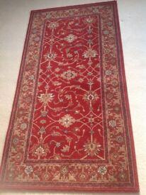 Royal Keshan pure new wool pile rug