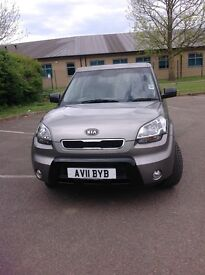 Kia Soul Tempest for sale. One owner.