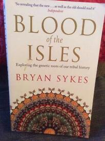 Blood of the Isles. Exploring the genetic roots of our tribal history.