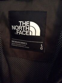 Men's north face jacket large