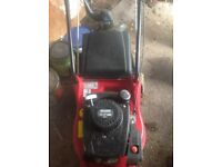 Mountfield HP 414 Petrol Lawnmower for sale.