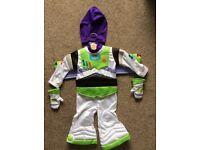 Disney Toy Story Buzz Lightyear Dress Up. Size 6-12 Month