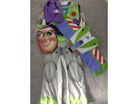 Buzz Lightyear fancy dress 3-4 years