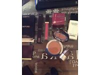 Selection of designer cosmetics for sale, all genuine