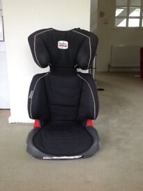 Graco junior high back booster seat