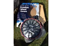 Brand new wheel trims .. 14 inch