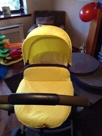 Mothercare 2 in 1 Pram