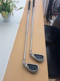 Callaway steelhead x16 golf clubs.