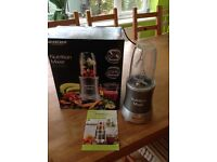 Nutri bullet style processor