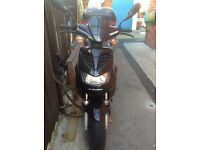 50cc Moped Generic Cracker MOT till Oct 2017