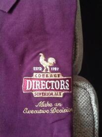 Directors Superior Ale polo top