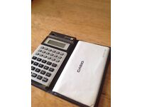 Casio FX-310 Calculator