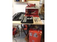 Table saw by Einhell