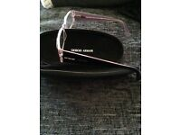 Genuine Prada glasses