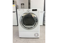 Hoover DNCD91B Dynamic Next 9Kg Condenser Tumble Dryer White #367421