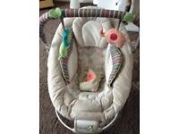 Baby Comfy Seat and Play Ring