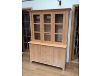 Modern style display cabinets and coffee table
