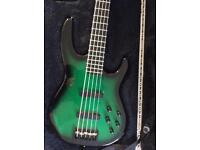 Bass Guitar - Carvin - 5 string