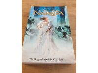 C.S Lewis's The Chronicles of Narnia - all seven books