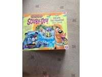 Motorised Scooby Doo board game