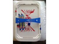 MINI AiR HOCKEY GAME like new only used a few times bought for £15 will sell for £5