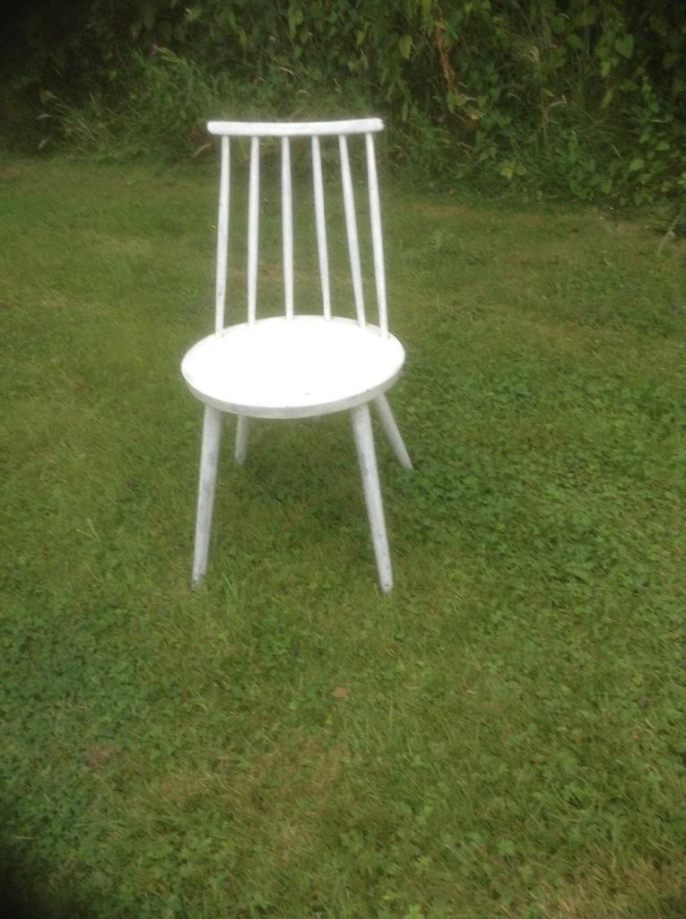 Painted Pine Kitchen Chair In Oxford Oxfordshire Gumtree
