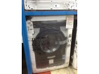 Beko black 7kg washing machine. £199. New/graded. 12 month Gtee