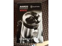 Marco White stainless steel juicer