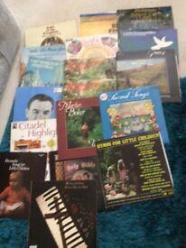 Records...religious theme