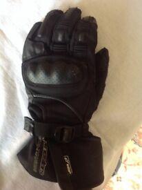 Alpinestars apex drystar gloves large