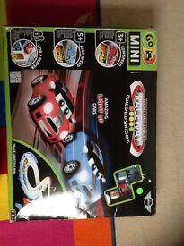 Scalextric Go Mini Night Challenge Raceway £25