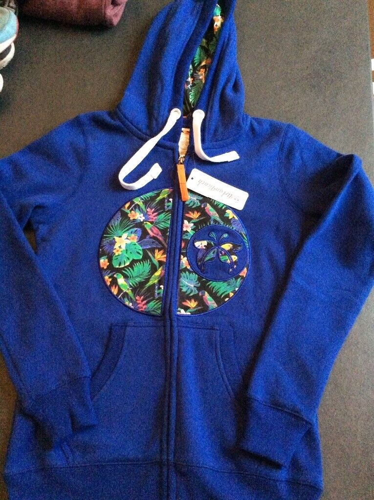 Gorgeous urban beach hoodie - brand new with tags - size 8