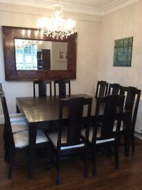 Genuine Lombok table and chairs