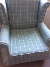 For sale a bedroom or fire side chair