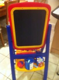 Children's easel from Toys r Us