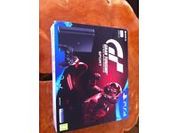 Brand New Sealed PS4 slim Playstation 4 console + GT Gran Turismo Sport