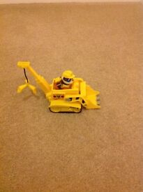 Paw Patrol Rubble vehicle and character