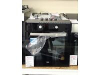 Beko built in single electric oven 12 month gtee new/ graded £169