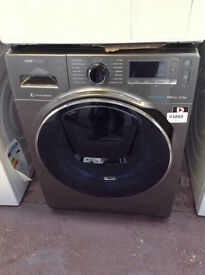 SAMSUNG ADDWASH WASHING MACHINE 12KG (NEW) COMES WITH G/TEE AND DELIVERY ALSO AVAILABLE