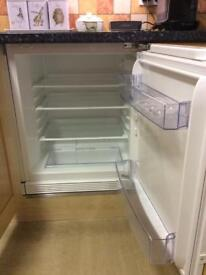 Zanussi Integrated Fridge