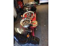 Virago 750/1100 parts job lot