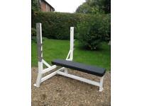 Commercial Flat Barbell Bench Press (Delivery Available)