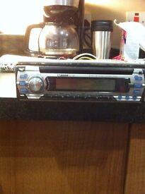 Car Radio Mp3/Cd System £10