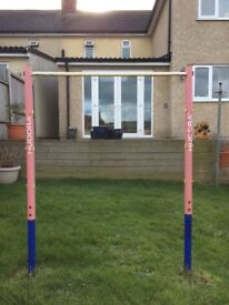 OUTDOOR GYMNASTICS BAR
