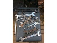 Used spanners