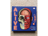 Alive The Ultimate Pop-Up Human Body Book